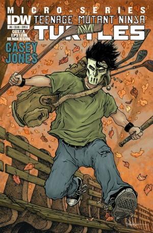Teenage Mutant Ninja Turtles: Micro-Series #6