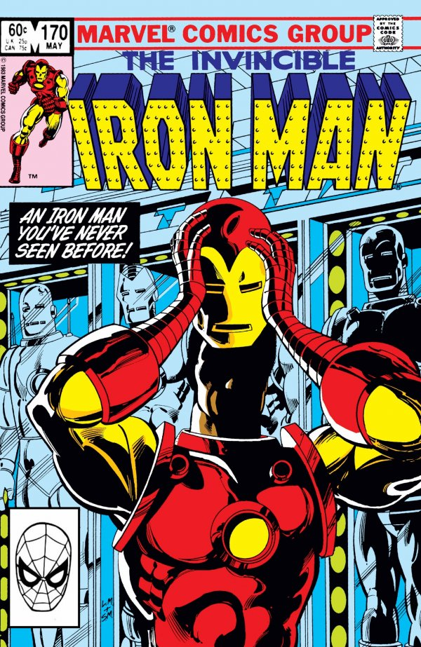Iron Man #170