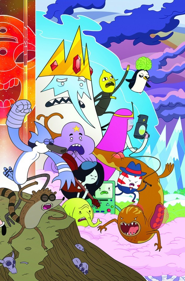 Adventure Time / Regular Show #6