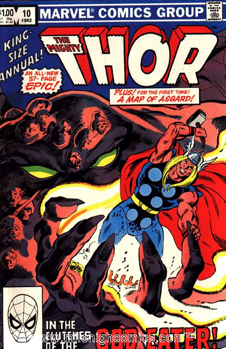 The Mighty Thor Annual #10