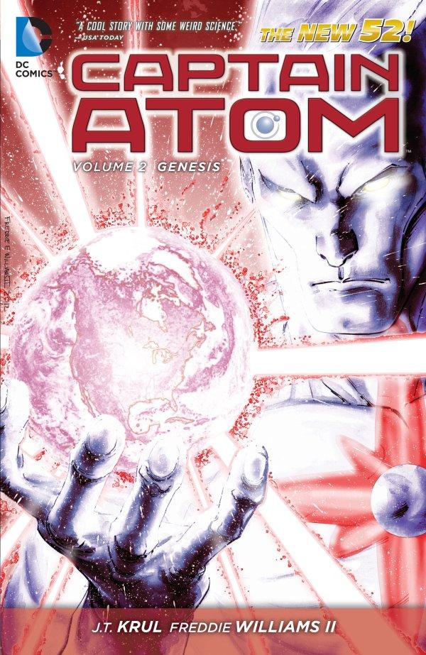 Captain Atom Vol. 2: Genesis TP
