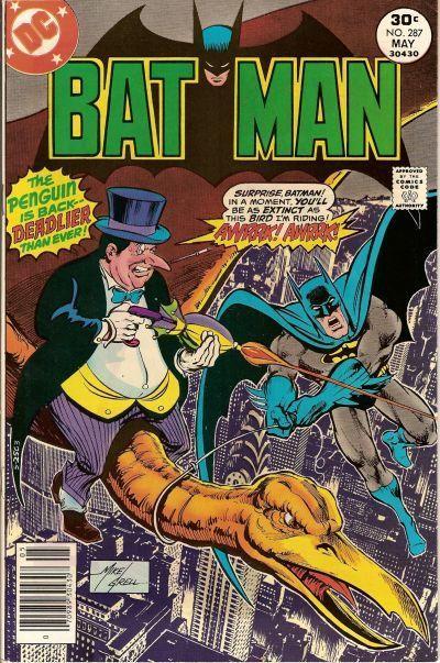 Batman #287