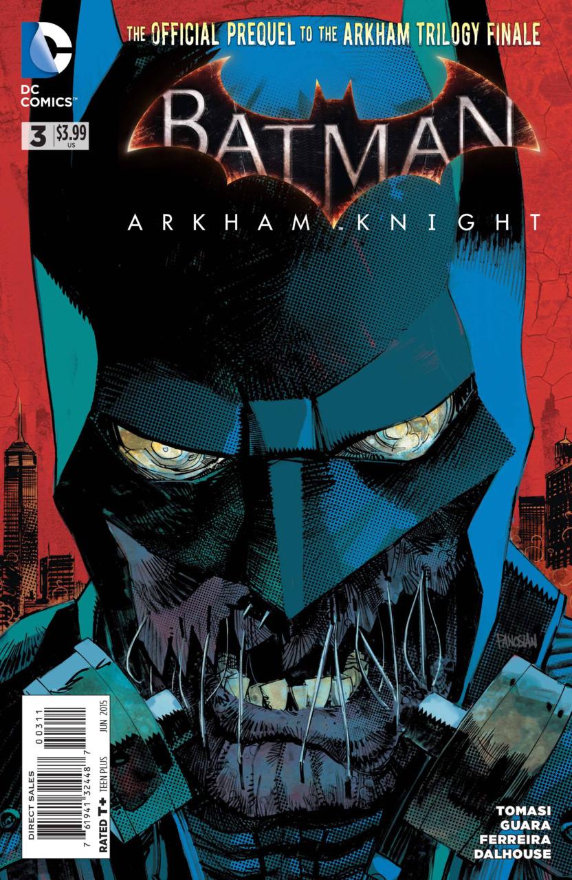 Batman: Arkham Knight #3