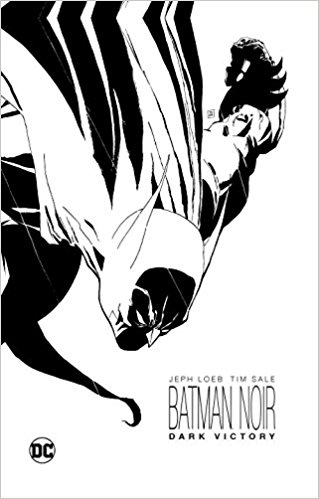 Batman Noir Dark Victory HC