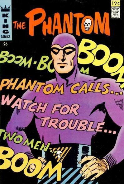 The Phantom #26