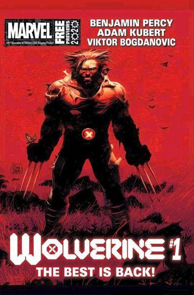 Marvel Previews #29