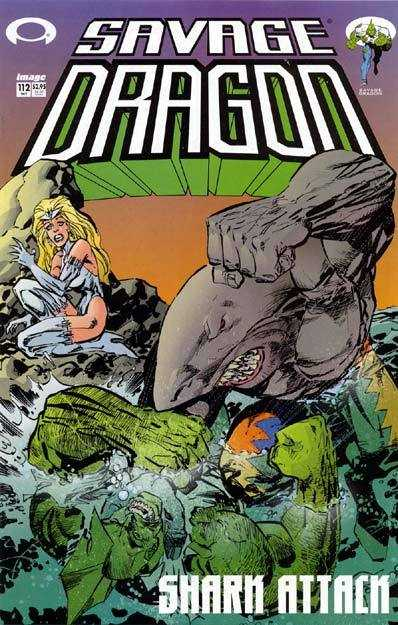 Savage Dragon #112