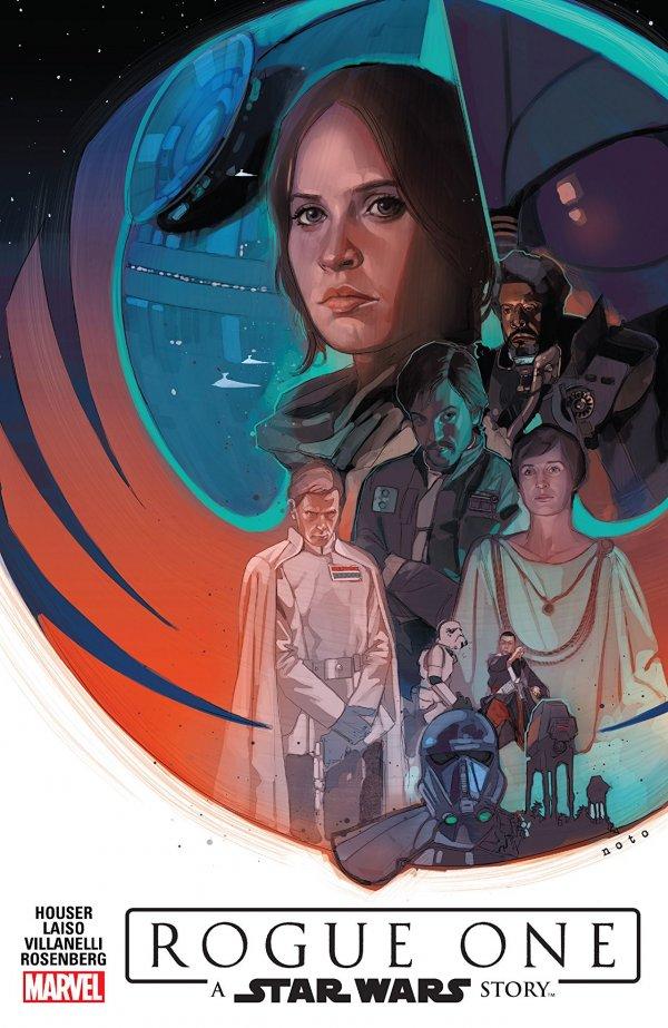 Star Wars: Rogue One Adaptation TP