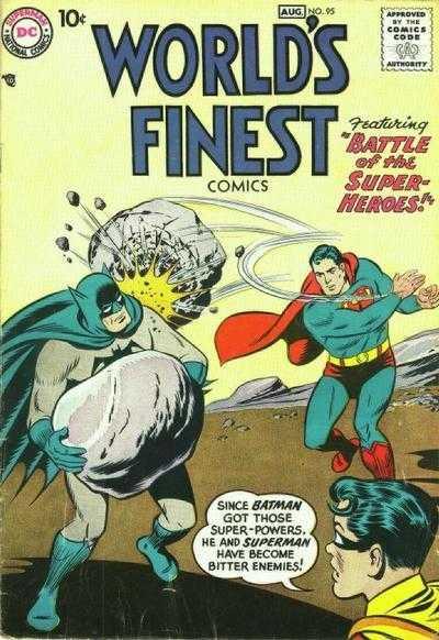 World's Finest Comics #95