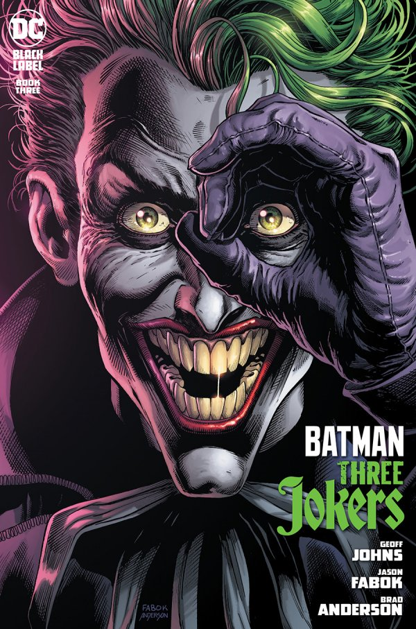 Batman: Three Jokers #3