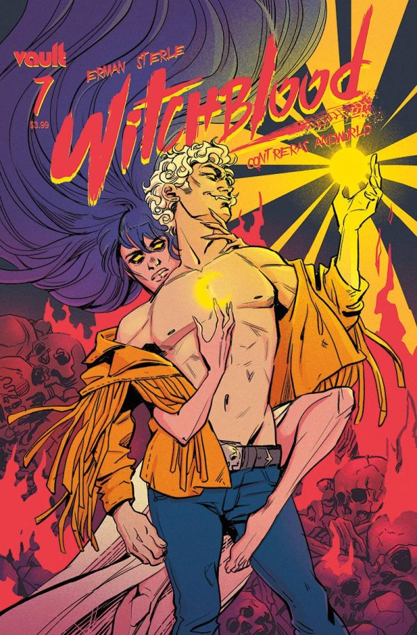 Witchblood #7