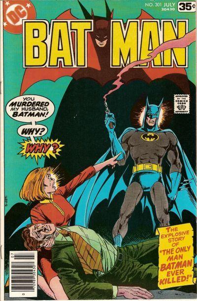 Batman #301