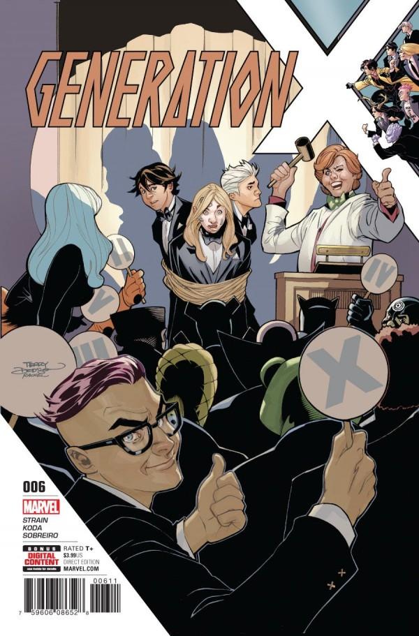 Generation X #6
