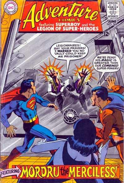 Adventure Comics #369