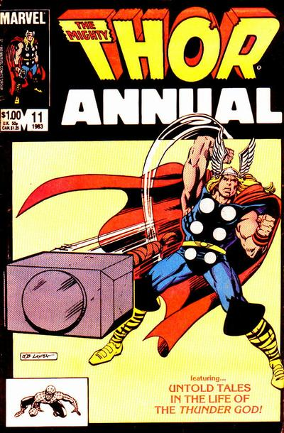 The Mighty Thor Annual #11