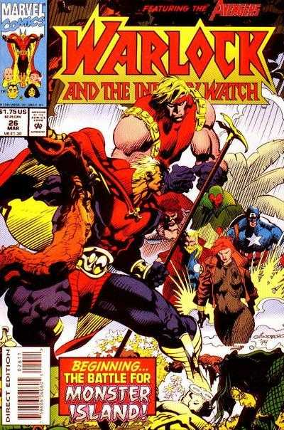 Warlock and the Infinity Watch #26