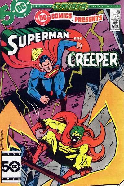 DC Comics Presents #88