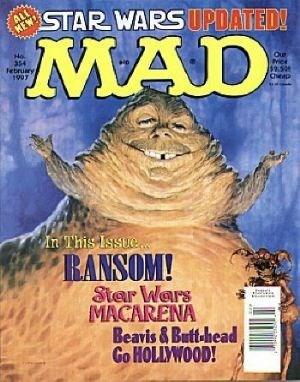 Mad Magazine #354