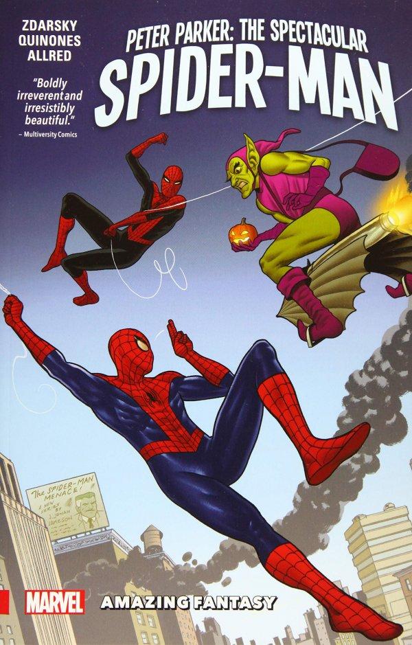 Peter Parker: The Spectacular Spider-Man Vol. 3: Amazing Fantasy TP