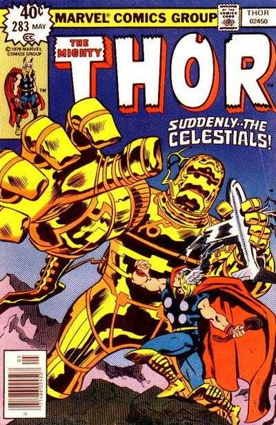 The Mighty Thor #283