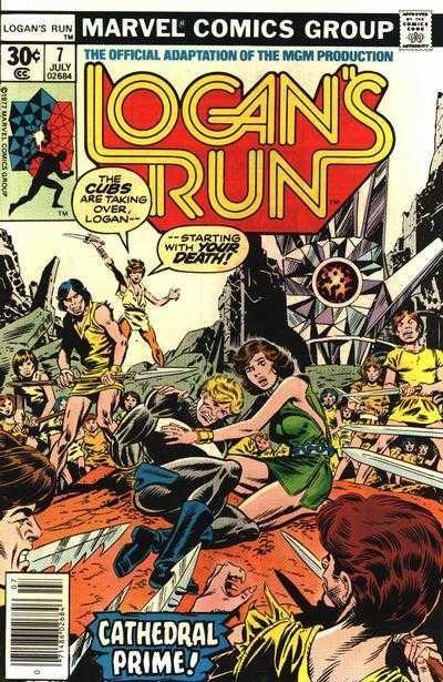 Logan's Run #7