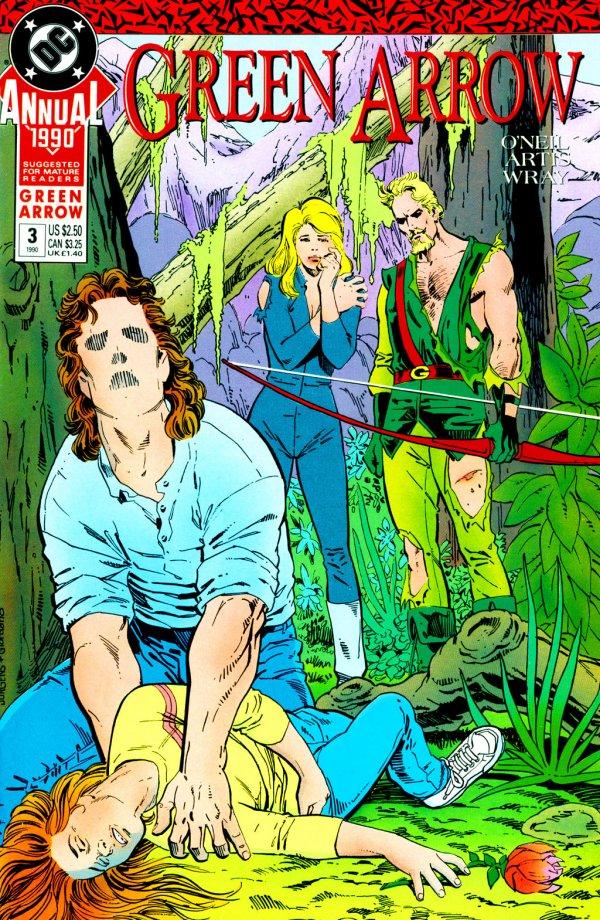 Green Arrow Annual #3