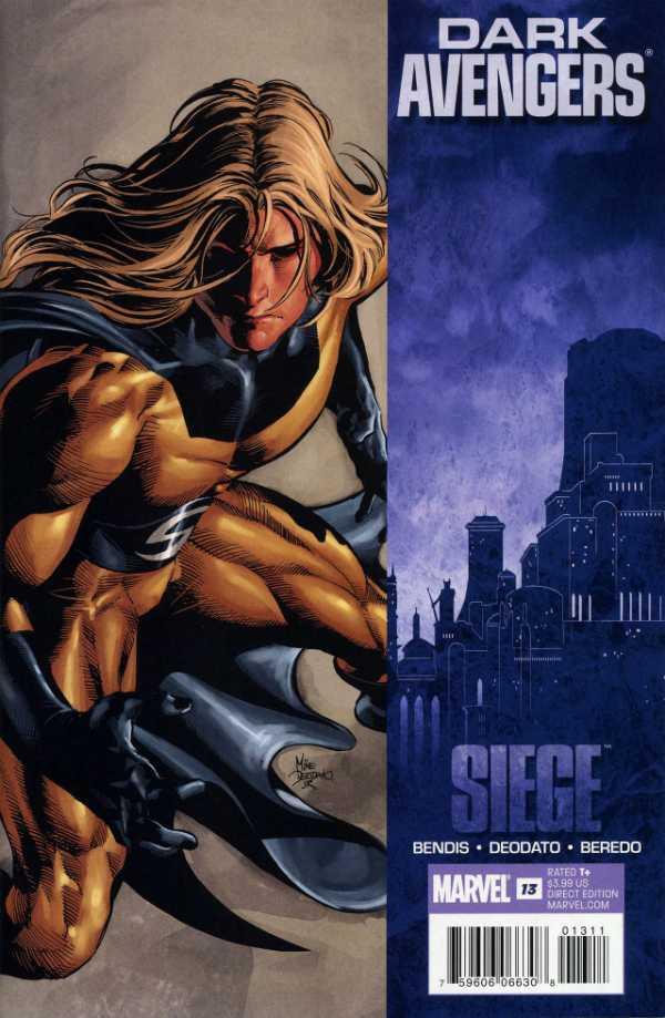 Dark Avengers #13