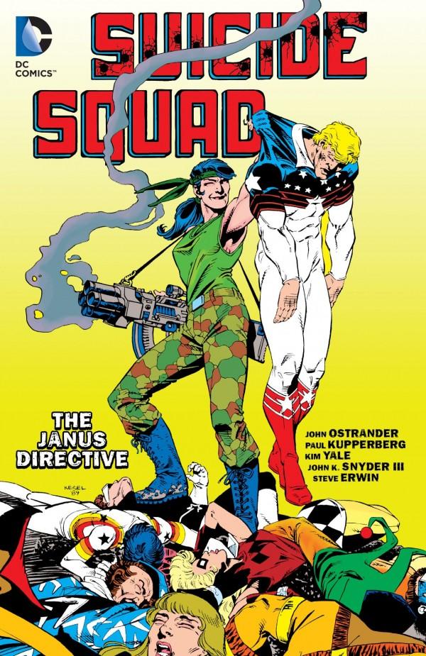 Suicide Squad Vol. 4: The Janus Directive TP