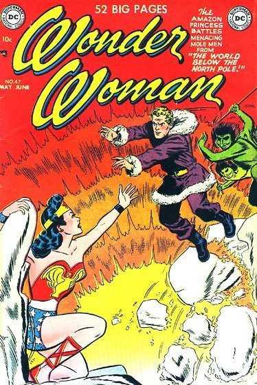 Wonder Woman #47