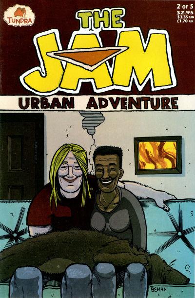 The Jam: Urban Adventure #2