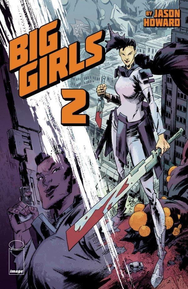 Big Girls #2 review