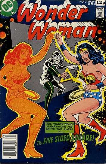Wonder Woman #243