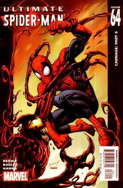 Ultimate Spider-Man #64