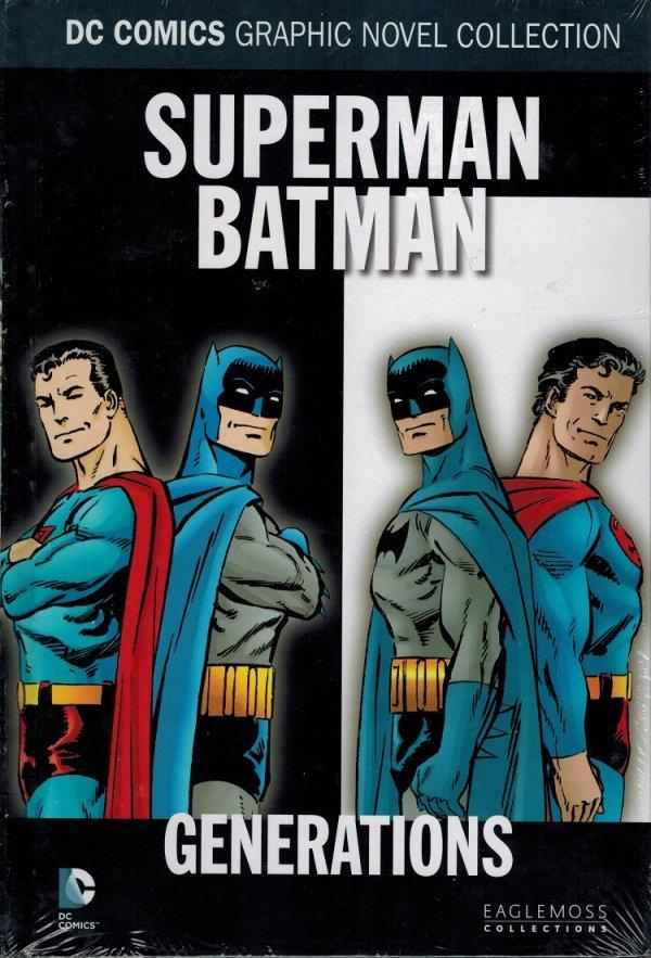 DC Comics Graphic Novel Collection Vol. 80: Superman/Batman: Generations