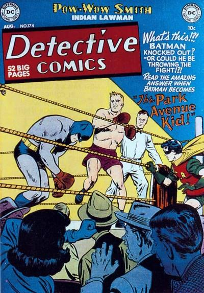 Detective Comics #174