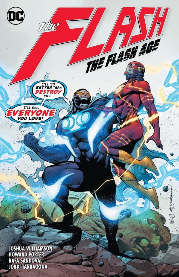 The Flash Vol. 14: The Flash Age TP