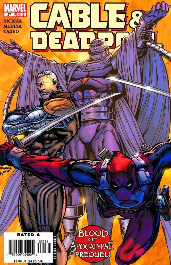 Cable & Deadpool #27