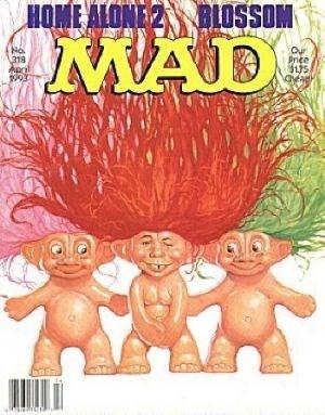 Mad Magazine #318