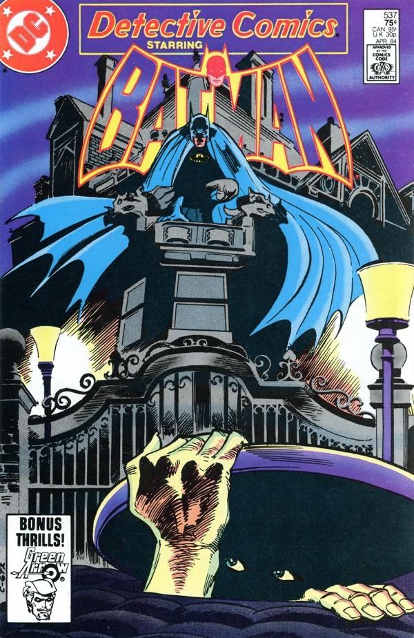 Detective Comics #537
