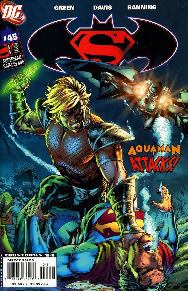 Superman / Batman #45