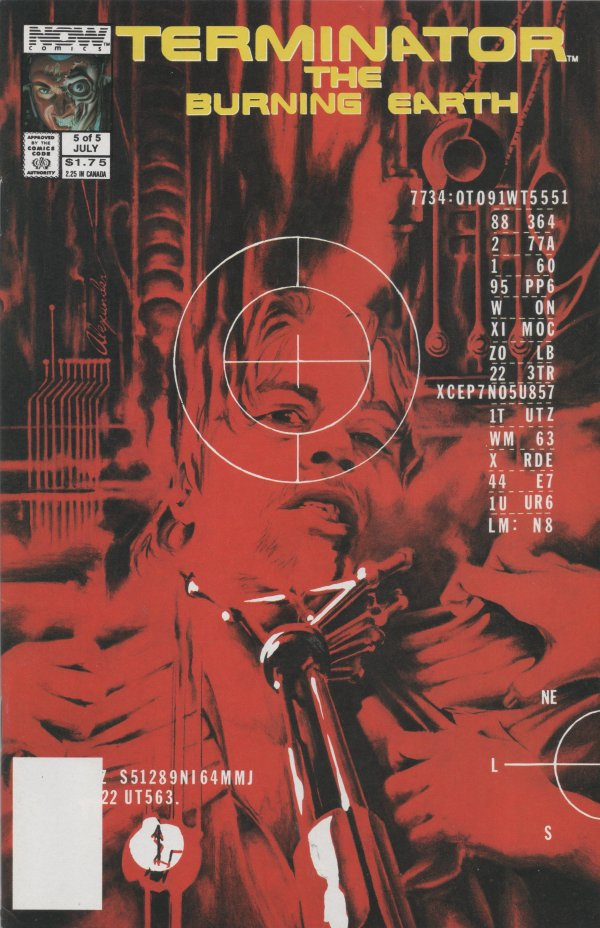The Terminator: The Burning Earth #5