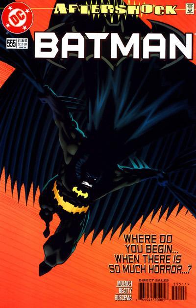 Batman #555