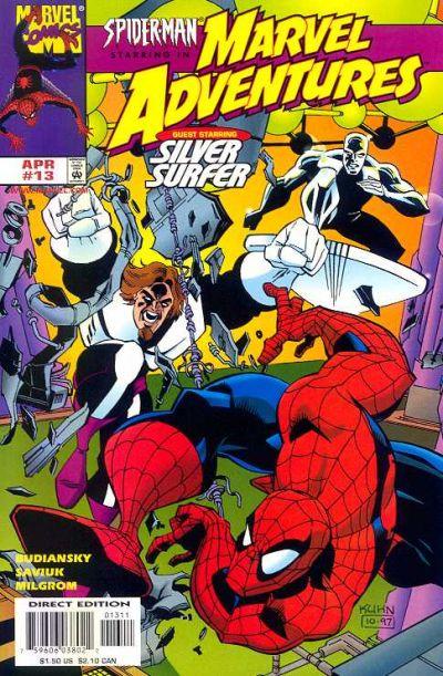 Marvel Adventures #13