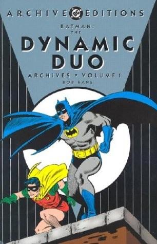 Batman: The Dynamic Duo Archives Vol. 1 HC