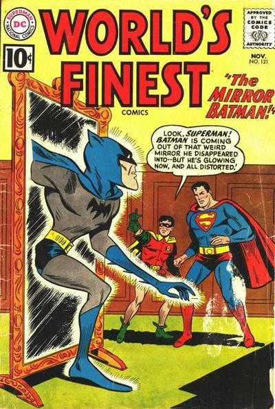 World's Finest Comics #121