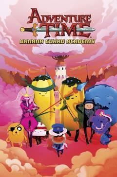 Adventure Time Banana Guard Academy Vol. 1 TP