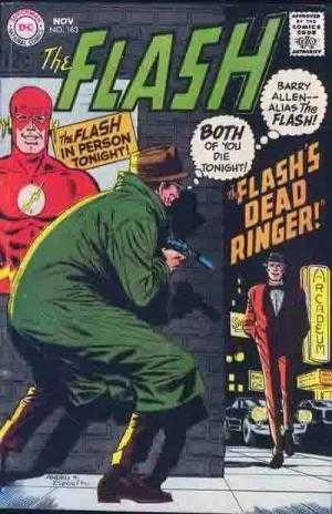 The Flash #183