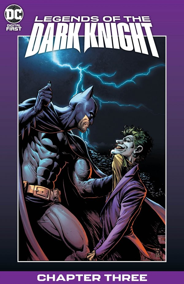 Legends of the Dark Knight Chapter #3