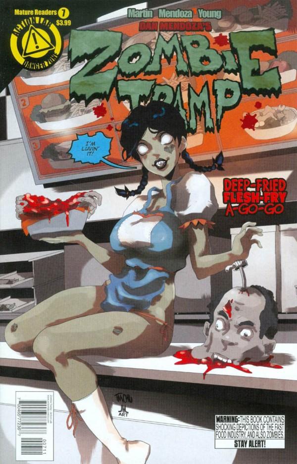 Zombie Tramp #7
