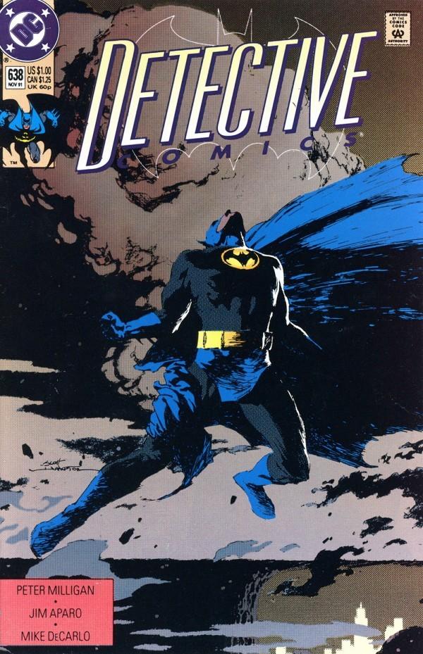 Detective Comics #638
